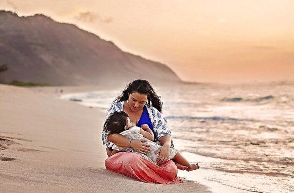 Public Breastfeeding Awareness Project