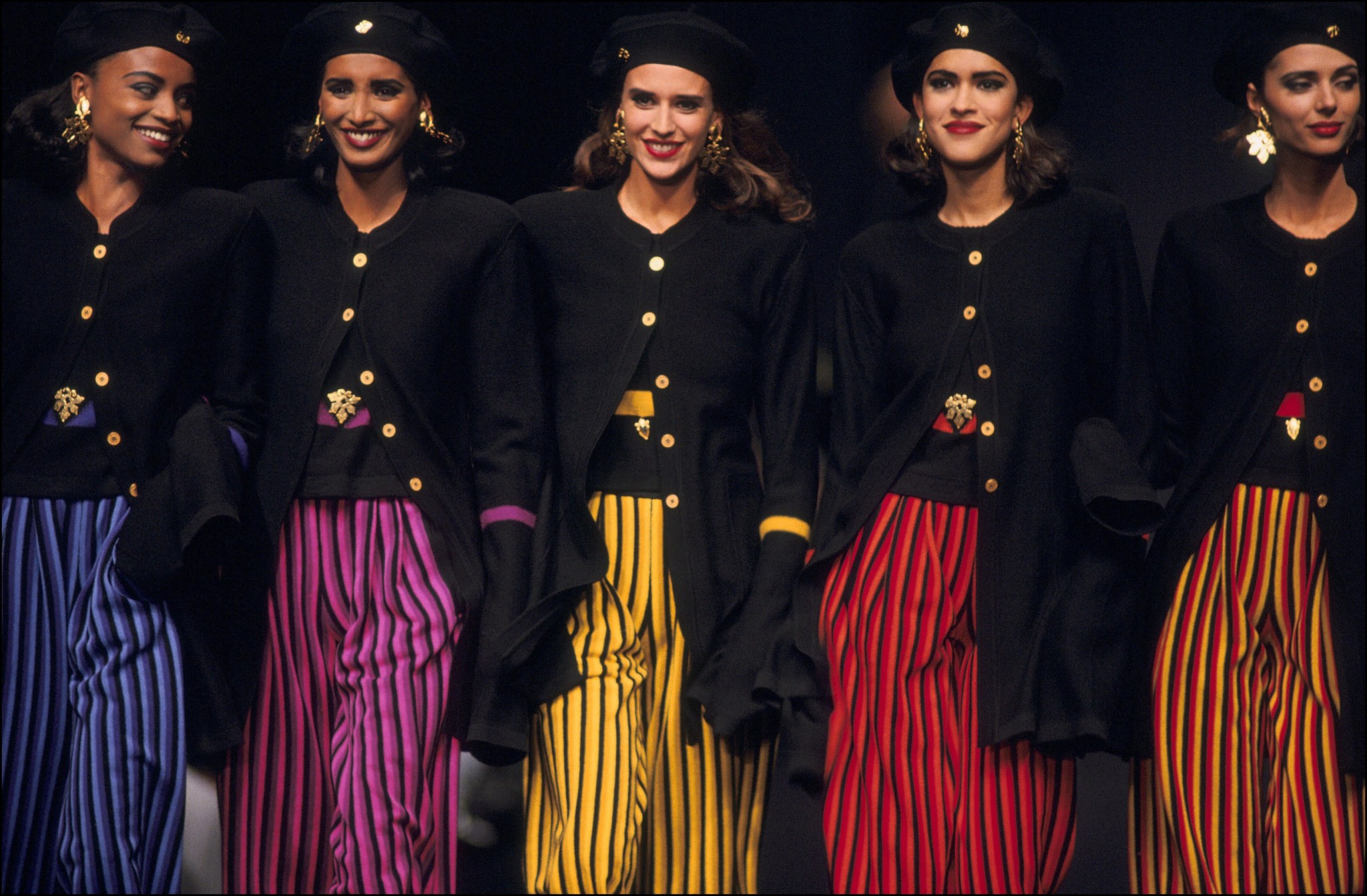 25a8eec236d Fashion loses an icon: Sonia Rykiel's life & inspiration in 14 ...